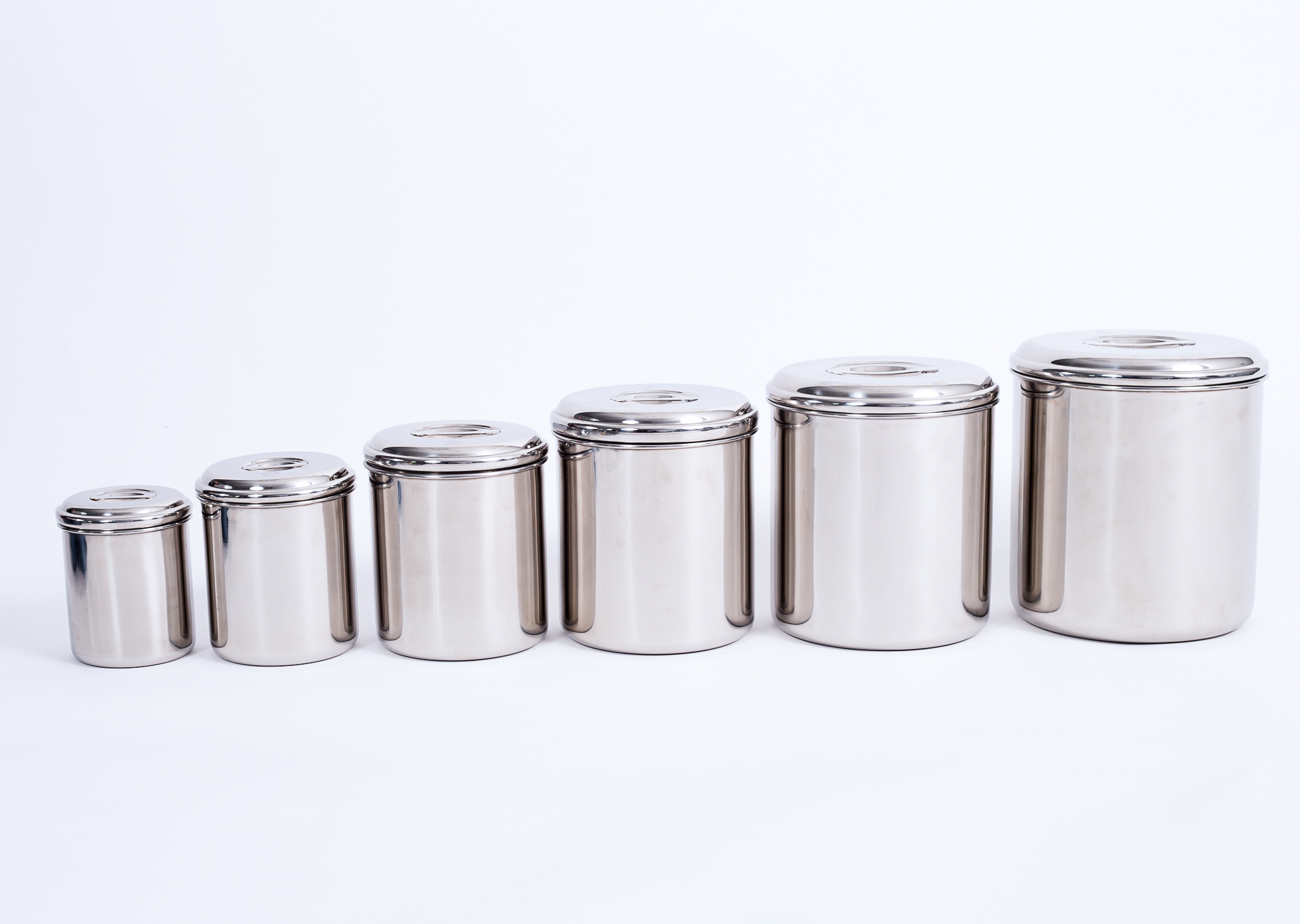 Onyx Stainless Steel Canister 4 9 Quart