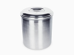 Onyx Stainless Steel Canister 6.9 Quart