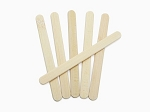 Onyx Bamboo Popsicle Sticks