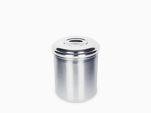 Onyx Stainless Steel Canister 1.0 Quart