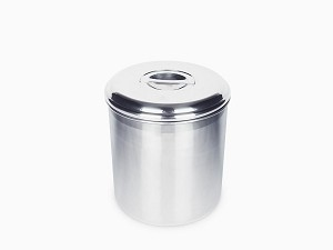 Onyx Stainless Steel Canister 2.3 Quart