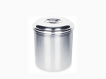 Onyx Stainless Steel Canister 3.6 Quart