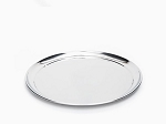 Onyx Stainless Steel Platter Large - 40cm